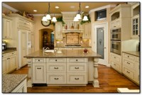 Kitchen Cabinet Colors Ideas for DIY Design