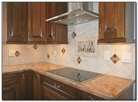 A Hip Kitchen Tile Backsplash Design | Home and Cabinet ...