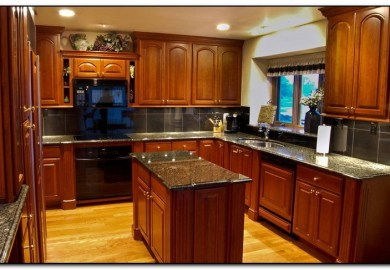 Kitchen Cabinets Color Schemes
