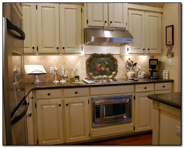 Painted Cabinet Arts And Crafts Kitchen Cabinets