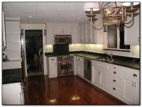 White Cabinets Black Counters - talentneeds.com