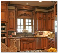 A Discussion of Kitchen Wood Cabinets | Home and Cabinet ...