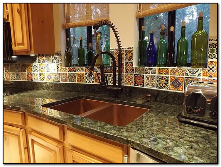 Mexican Decoration Ideas For Kitchen  Home and Cabinet