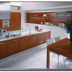 Buy Used Kitchen Cabinets Amish Tables The Benefits Of Having Modern | Home And ...