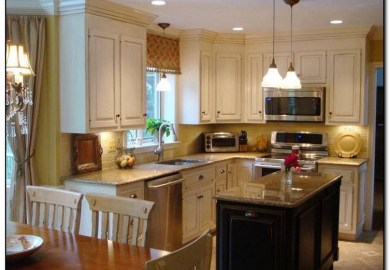 How To Coordinate Paint Color With Cabinet Color Home