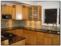 Best Kitchen Wall Colors With Oak Cabinets