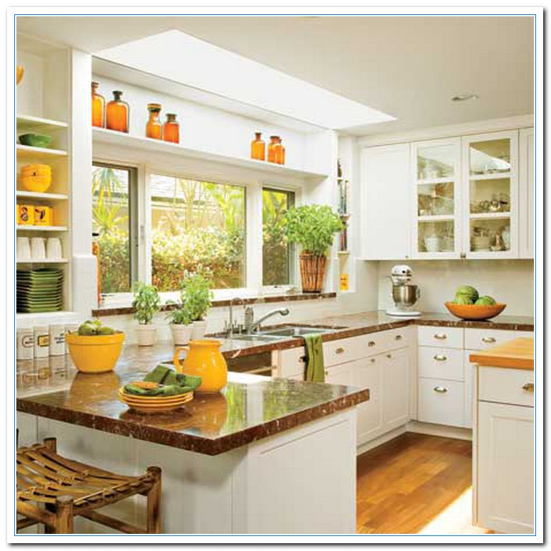 Kitchen Arrangement Ideas