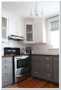Information on Two Tone Kitchens Designs