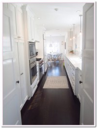 White Kitchen Cabinets And Countertops