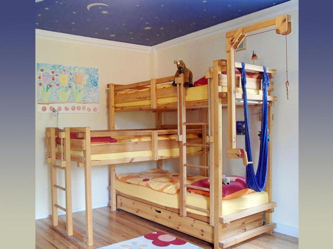 3 Bed Bunk