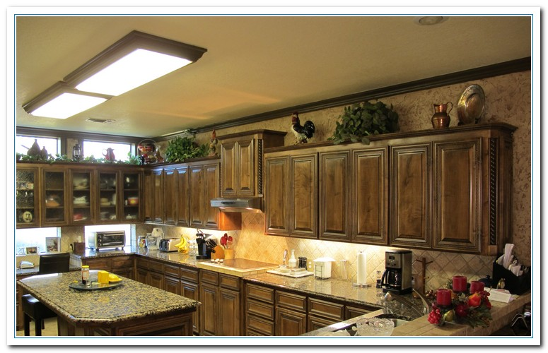 Tips for Kitchen Counters Decor  Home and Cabinet Reviews