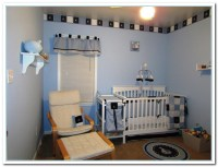 The Painting Color Combination for Baby's Bedroom | Home ...