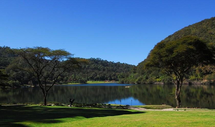 Laguna de Juanacatlan Sierra Lago
