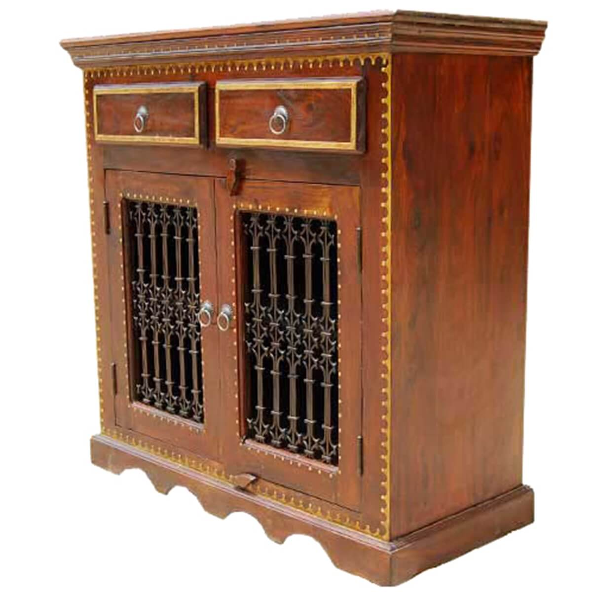 Philadelphia LCD TV Media Storage Cabinet