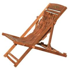 Wooden Lounge Chair Plans Modern Leather Dining Chairs Hassock Style Solid Wood Adjustable