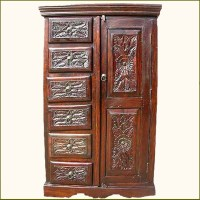 What is the best Armoire Solid Wood?