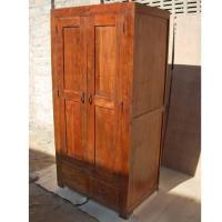 Wardrobe Closet: Wood Wardrobe Closet Armoire