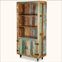 distressed wood bookshelf - 28 images - distressed wood ...