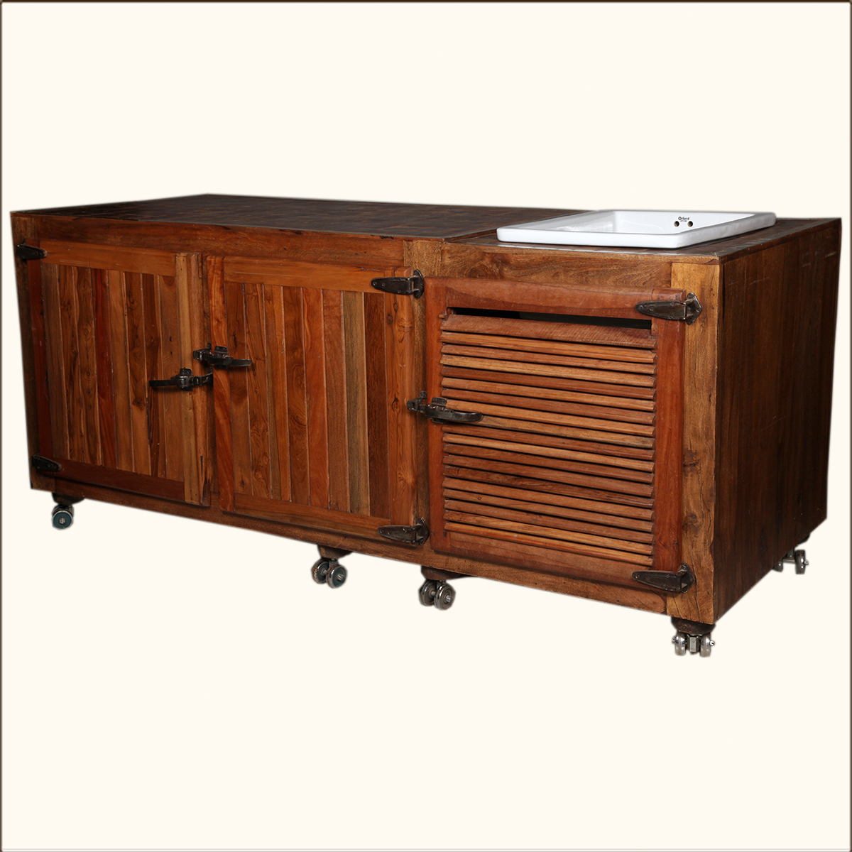 solid wood kitchen island table colors and ceramic buffet cabinet sink