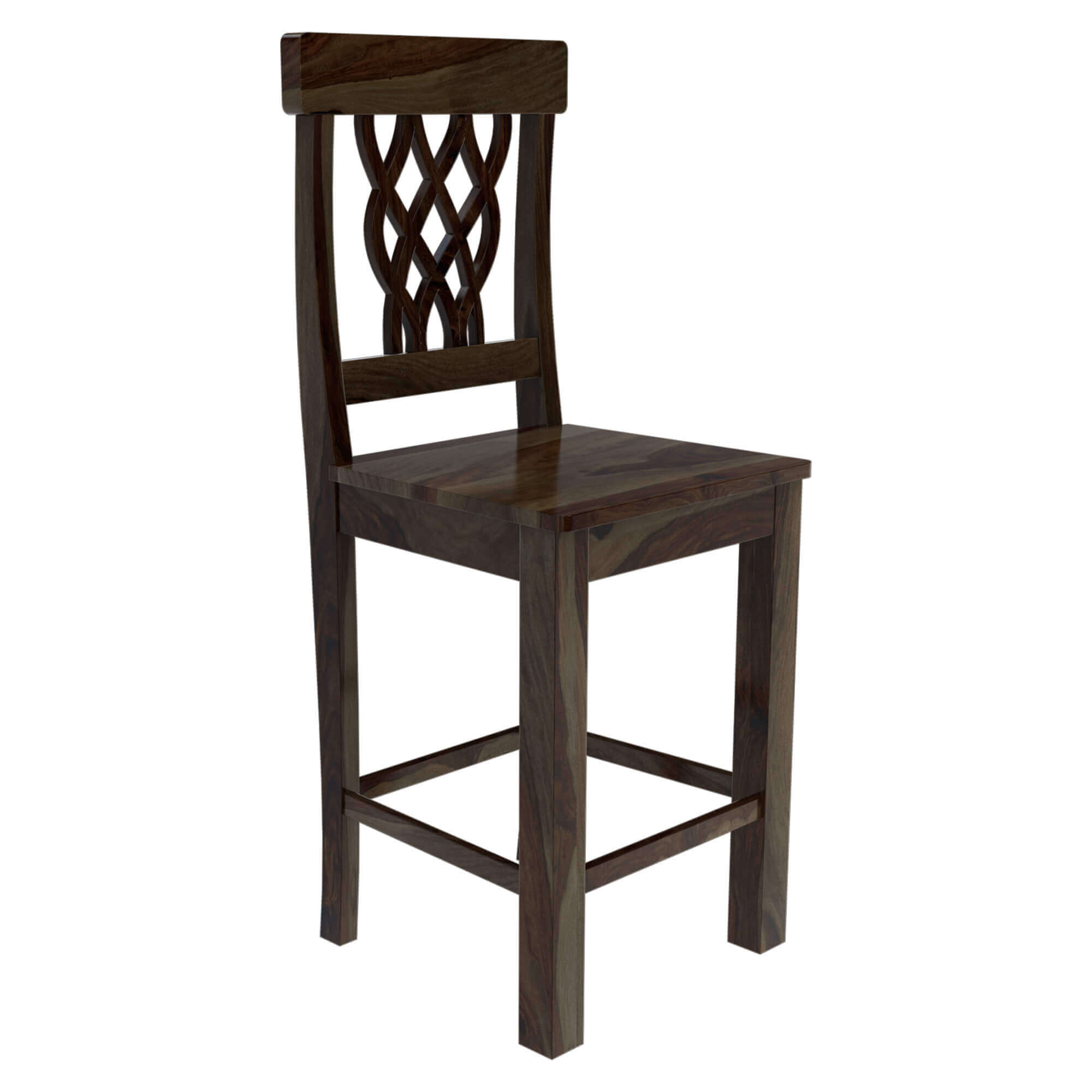 counter height chairs with back folding picnic portland pineapple dining chair