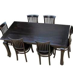 Solid Wood Kitchen Chairs X Racer Chair Kansas City Dining Table With School