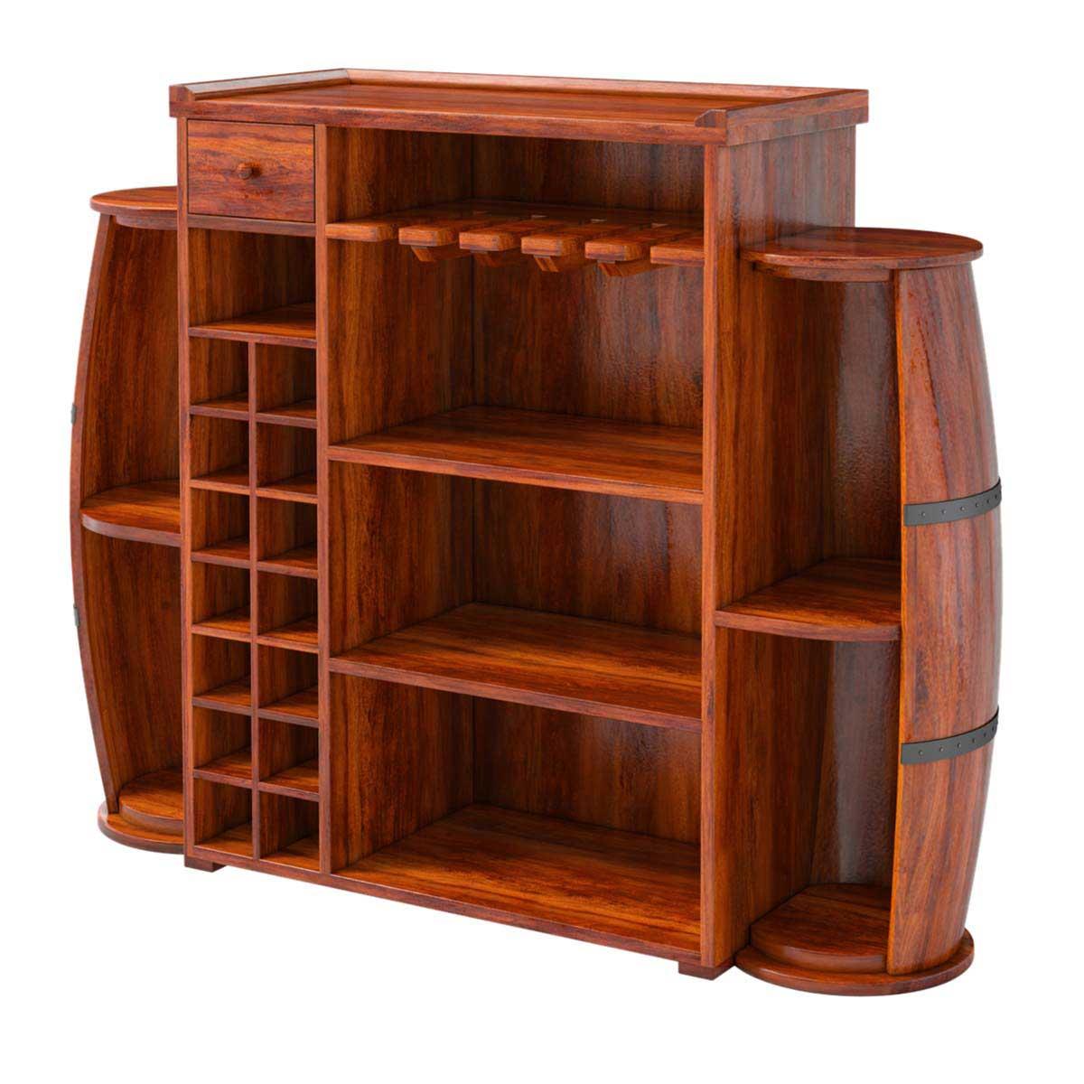 Home Liquor Cabinet