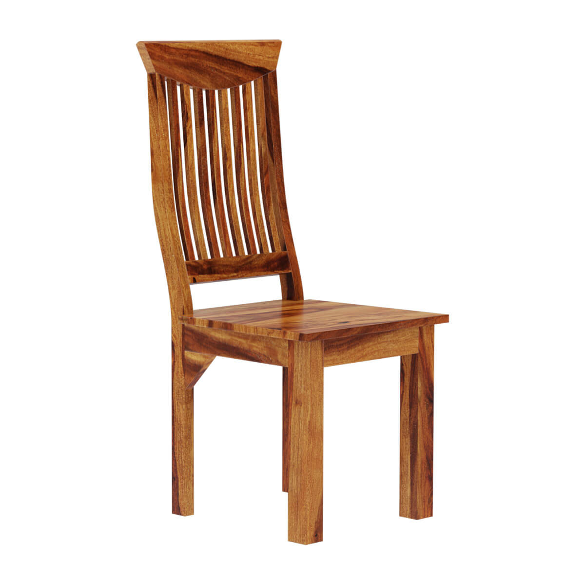 modern wood chair all weather chairs india idaho solid contemporary wave back ergonomic