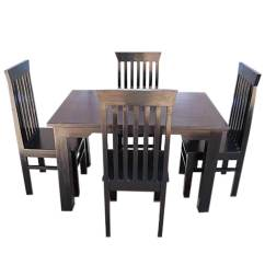 Kitchen And Dining Room Tables Painting Cabinets Cost Contemporary Lincoln Table Chairs Set
