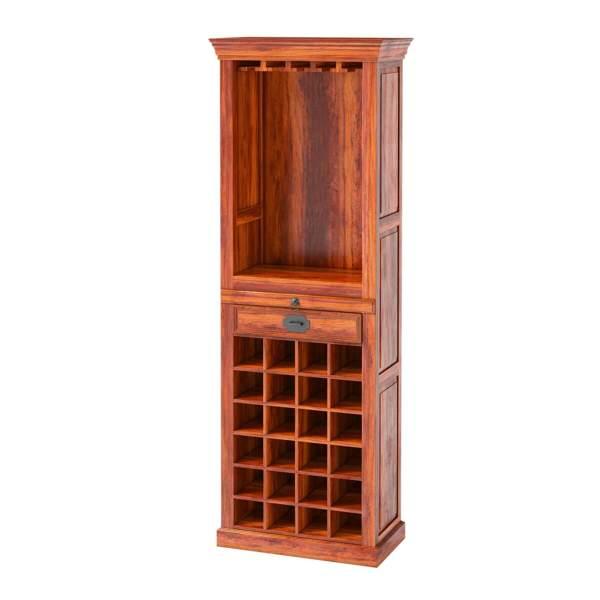 Wine Bar Cabinet with Storage