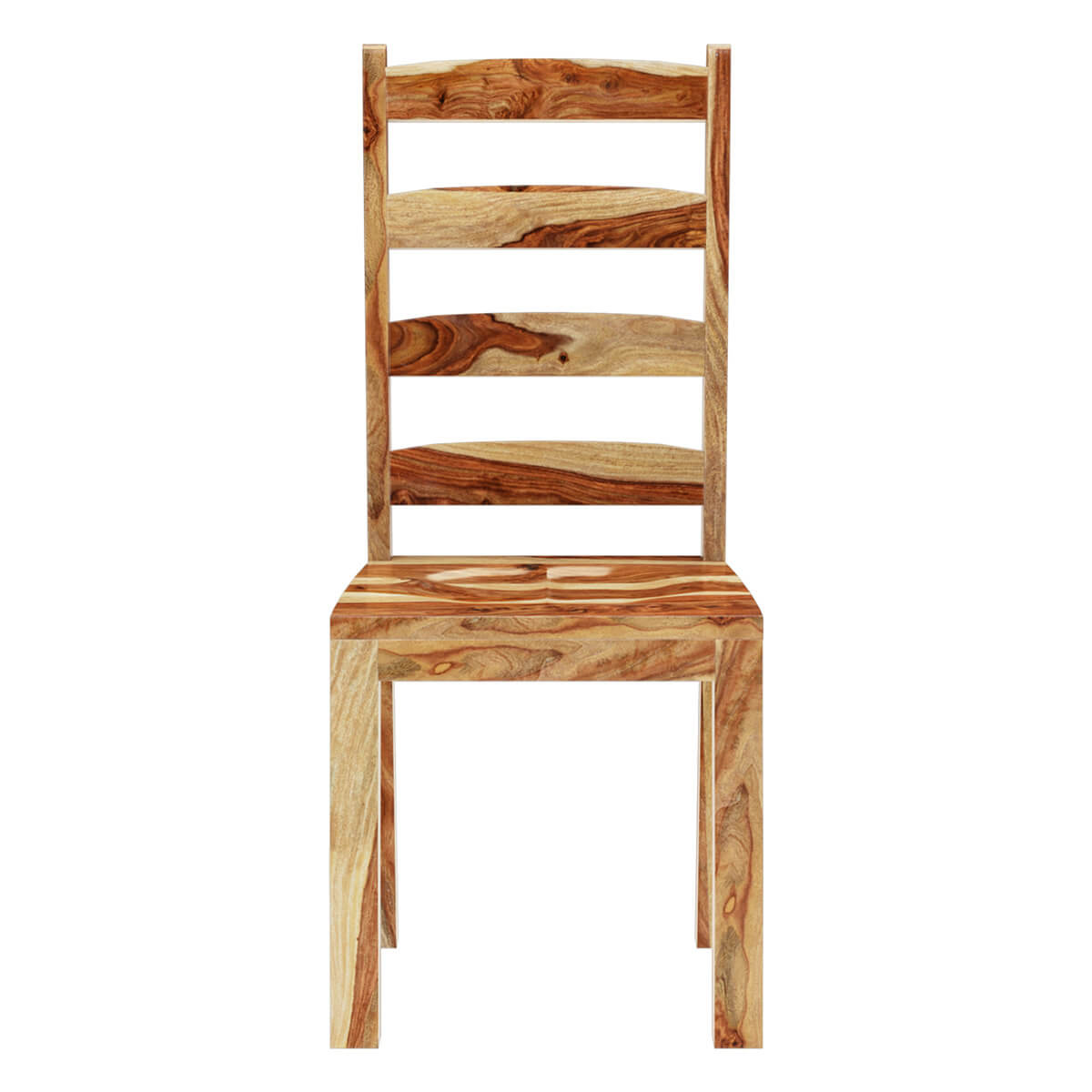 unfinished ladder back chairs wedding chair cover hire cwmbran bluffton classic solid rosewood dining