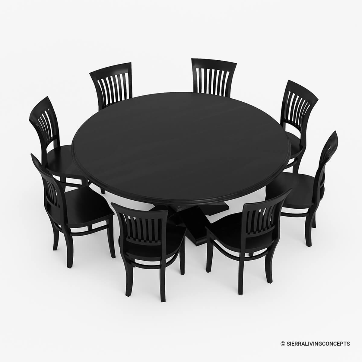 Dining Large Table Round