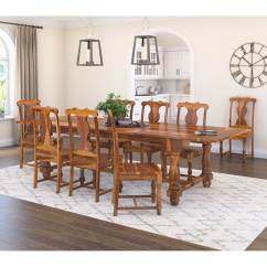 Chair For Dining Table Costco Outdoor Chairs Rustic Solid Wood And Set Furniture W