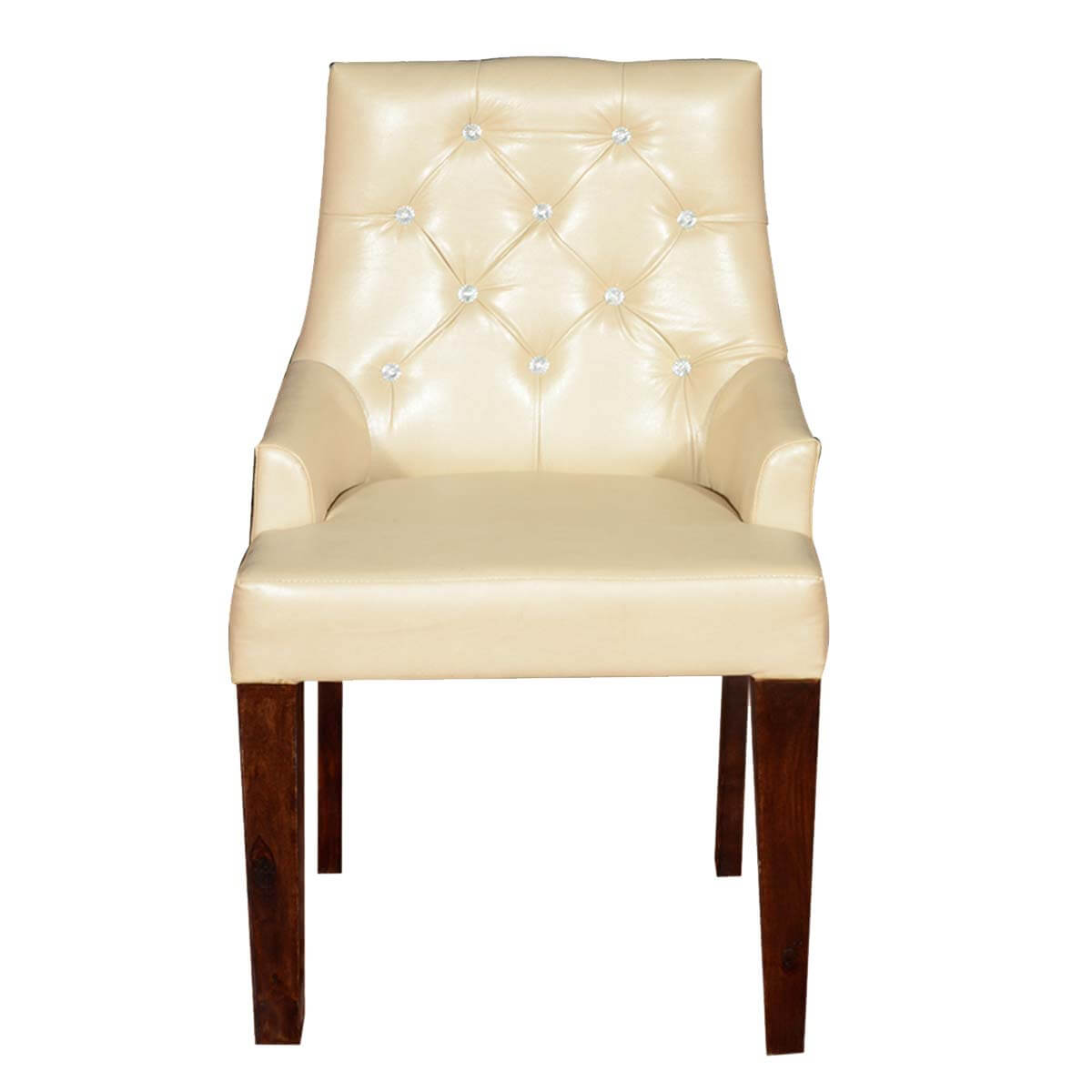 white upholstered chairs party chair covers near me contemporary leather solid wood