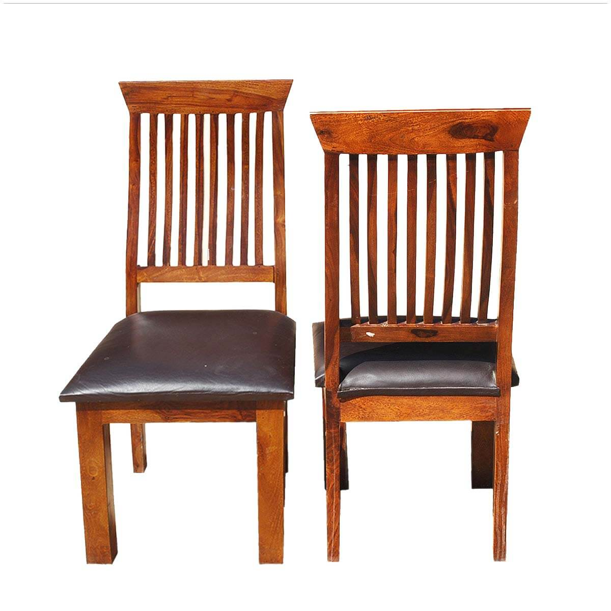 ergonomic chair settings bowl ikea solid wood and leather dining set of 2