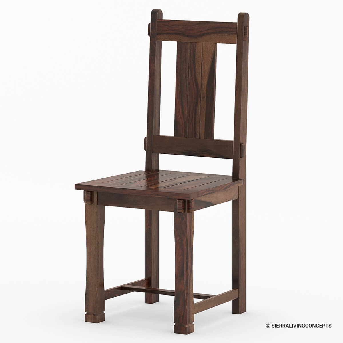 wood hand chair coolest hanging chairs richmond solid carved dining