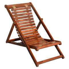 Wooden Lounge Chair Revolving For Doctor Flexible Seat Solid Wood Adjustable