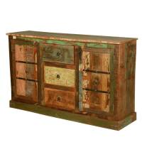 Pin Sideboards Rustic Gothic 51 Reclaimed Wood Sideboard