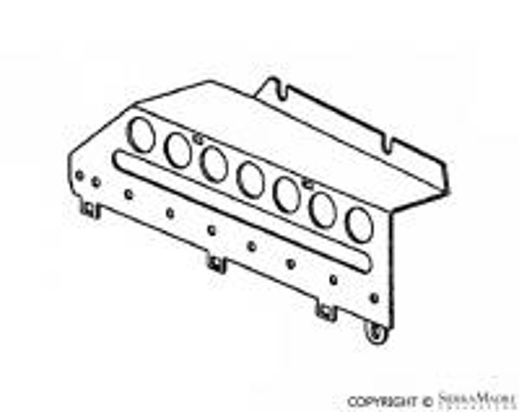 Porsche Parts Fuse Box Bracket, 911/930 (74-89)