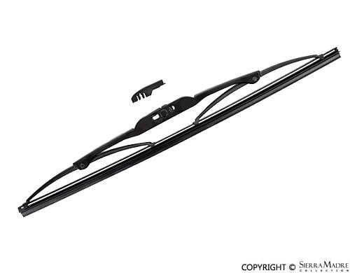 Porsche Parts Universal Wiper Blade, Black