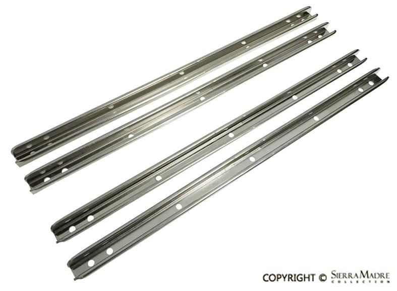 Porsche Parts Lower Seat Rail, 356C/911/912 (65-73)