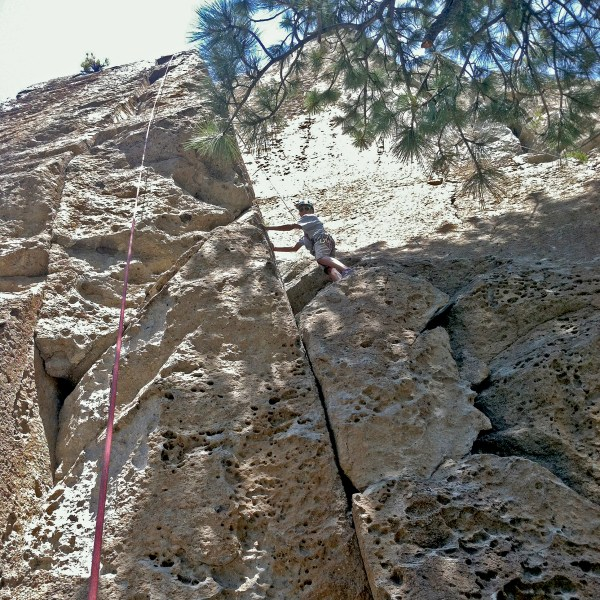 Crack Climbing With Peter Croft Sierra Mountain Guides