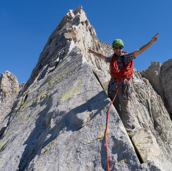 Sequoia National Park Rock Climbing