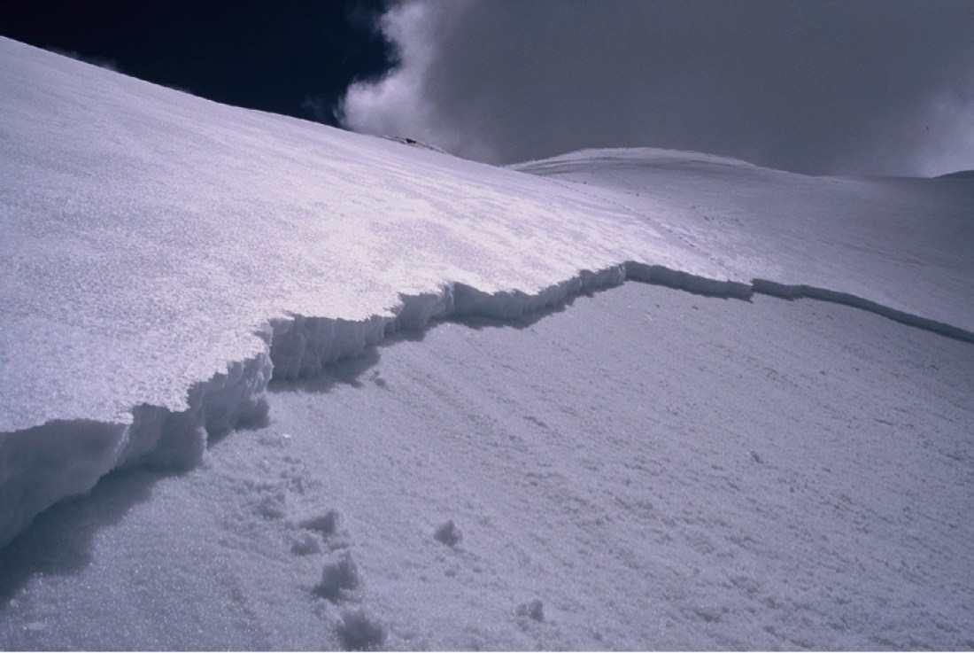 Weak layers beneath the snow surface are a requisite characteristic for slab avalanches.