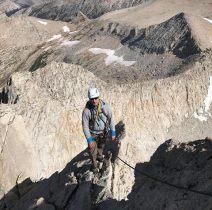 North Ridge, Mt. Conness photo: Geoff Unger