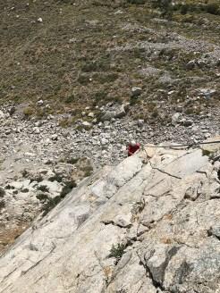 Pine Creek rock.