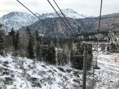 June Mountain below 8000'