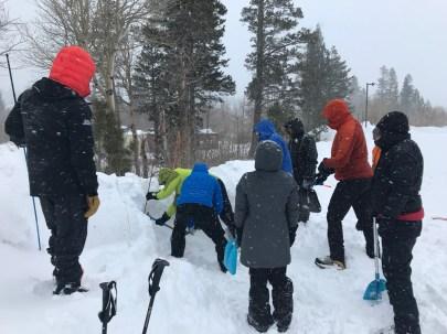 AIARE 1 Avalanche Course, 3/2