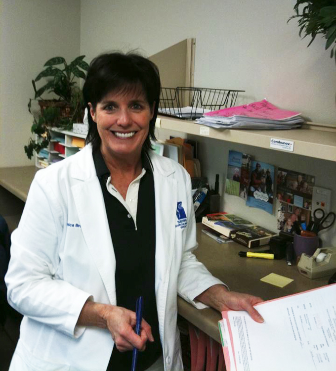 Monica RN retires after 37 years with Sierra Neurosurgery Group.