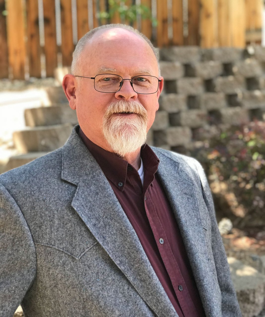 John Wood is candidate for Carson City Board of Supervisors Ward 1 - image provided by the candidate.