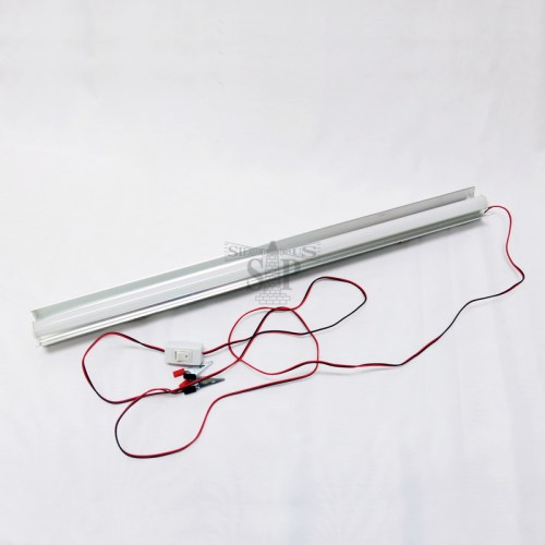small resolution of jwdz dc12v t5 led integrated fitting c w 2 meter wire switch battery clips